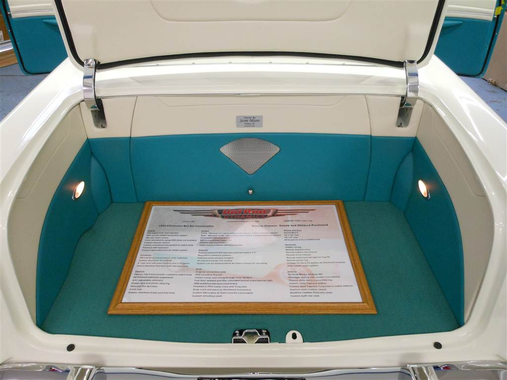 custom trunk panels used by hot rod dynamics